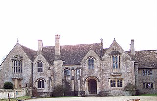 Great Chalfield Manor Grade I listed English country house in the United Kingdom