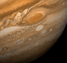 Image illustrative de l'article Atmosphère de Jupiter