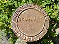 Great Western Railway boundary marker - geograph.org.uk - 1383981.jpg