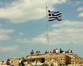 Greek flag-Acropolis.png
