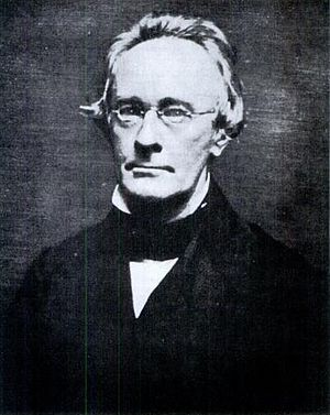Green Berry Samuels - Portrait of Judge Green B. Samuels