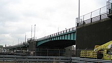Greenpoint Av Bridge from below in Brooklyn jeh.jpg