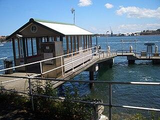 Greenwich Point ferry wharf Sydney Ferries ferry wharf