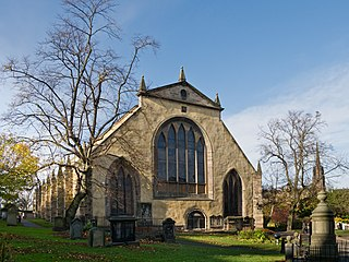 Greyfriars Kirk Church in United Kingdom