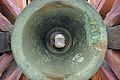 Griebenow, Glocke im Glockenturm von unten (2011-06-11) by Klugschnacker in Wikipedia.jpg