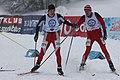 Grigoriev-Lamov (Russia) Men relay Ski-EOC 2010.jpg