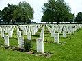 Groesbeek Canadian War Cemetery overzicht.jpg