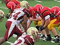 Guelph Gryphons at Concordia Stingers (August 26 2010) (4971595463).jpg
