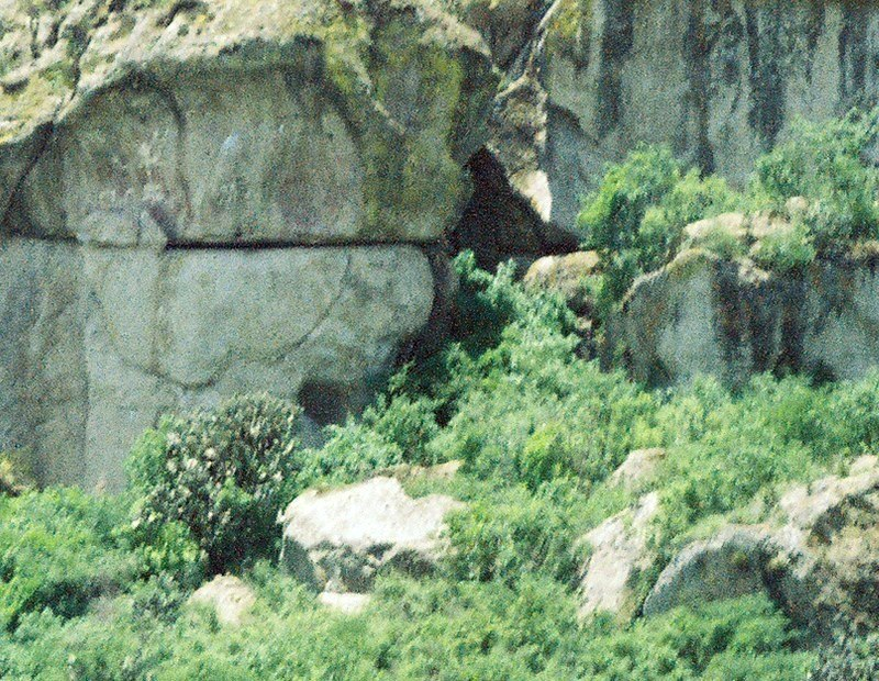 Guila Naquitz cave