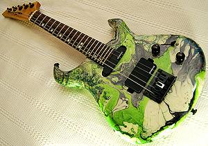 Bahian guitar - Image: Guitarra Baiana