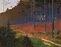 Gustav Bamberger - Forest Path near Weinzierl.jpg