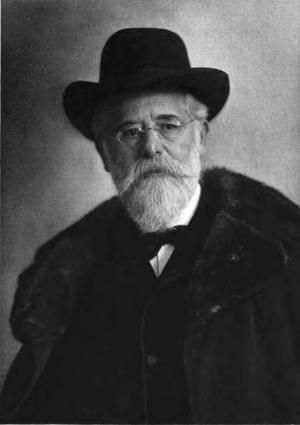 Gustav Tschermak von Seysenegg - Image: Gustav Tschermak 1906 Charlotte Mandl