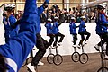 Gym Dandies dazzle crowd at 57th Presidential Inauguration Parade 130121-Z-QU230-328.jpg