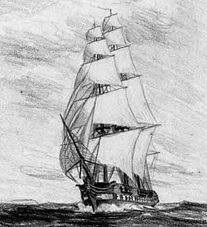 HDMS <i>Bellona</i> (1830)