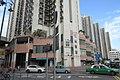 HK 屯門 Tuen Mun 青山公路 Castle Peak Road 恆福花園 Hanford Garden Plaza 三聖街 Sam Shing Street facade Dec-2017 IX1.jpg