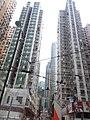 HK SW 上環 Sheung Wan 巴士 619 Bus tour view January 2020 SSG 10 香港島.jpg
