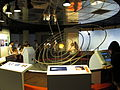 HK Space Museum Hall of Astronomy Solar System Model 2012.jpg