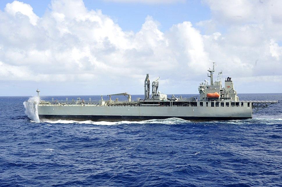 HMAS Sirius in July 2013