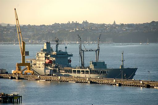 HMNZS Endeavour (A11)