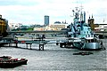 HMS Belfast on Thames, London. - panoramio.jpg