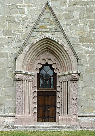 Hablingbo Church - Image: Hablingbo Kyrka 04