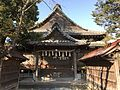 Haiden of Ubusune Shrine 20170219.jpg