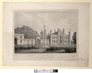Halkin Castle, Flintshire