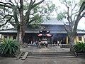 Hall of Sakyamuni of Ningbo Ashoka Temple.JPG