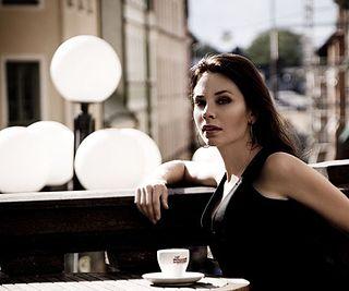 Anna-Maria Hallgarn Swedish musician and actress