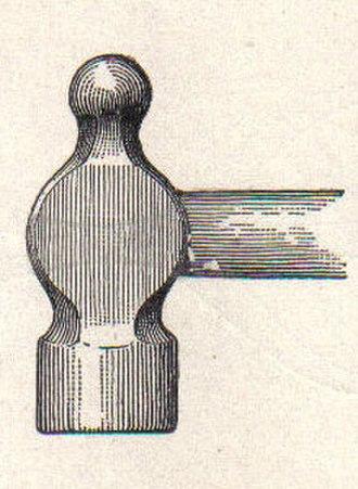 Hammer - Image: Hammer ball pane