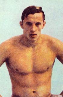 Hans Fassnacht German swimmer