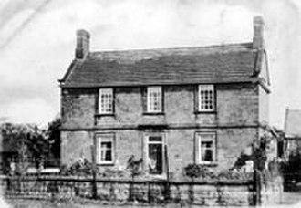 Normanton, West Yorkshire - Hanson House, Normanton, ca. 1890