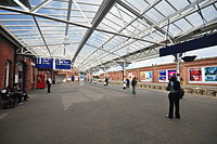 Hartlepool Train Station in 2010.jpg