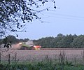 Harvesting at dusk - geograph.org.uk - 239558.jpg