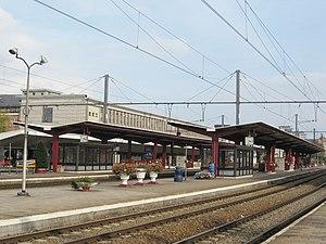 Hasselt railway station - Hasselt railway station