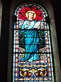 Haudiomont (Meuse) église Saint-Urbain, vitrail 06.JPG