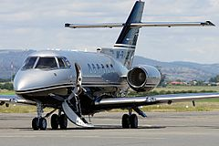 Hawker Beechcraft 850XP, Private JP7325778.jpg