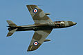 Hawker Hunter T7 'WV372 - R' (G-BXFI) (12863561684).jpg
