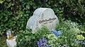 Headstone of Herbert von Karajan - Anif, Austria.jpg