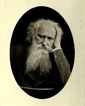 Heinrich Gätke - Heinrich Gätke in 1895