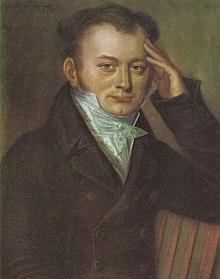 Heinrich August Matthaei, c. 1820 (Source: Wikimedia)