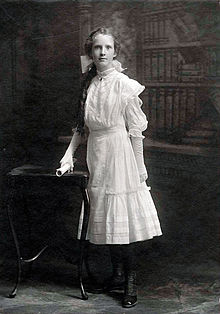Helen C. White in high school (cropped).jpg