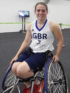 Helen Freeman (basketball) British basketball player (1989-)