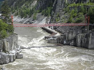 Hells Gate (British Columbia) - Hells Gate, British Columbia