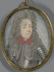 Portrait of Hendrik Casimir II (1657-96), ruler of Nassau-Dietz