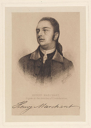 Henry Marchant - Image: Henry Marchant