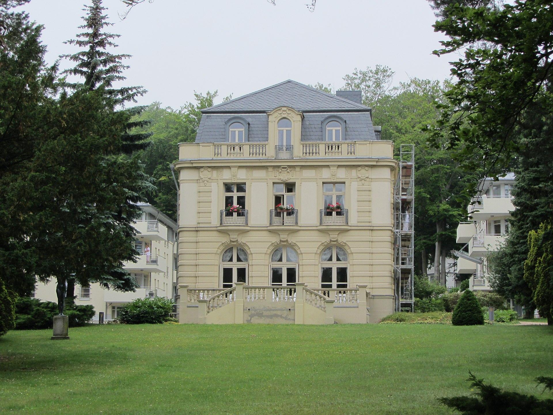 Hotel Residenz Rosengarten Bad Kibingen