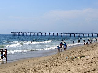 Hermosa Beach, California City in California, United States