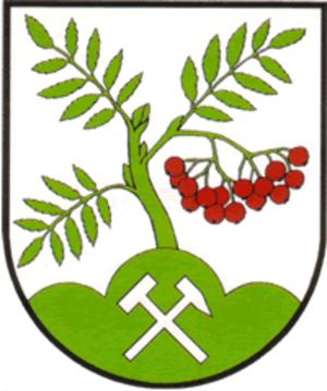 Hermsdorf, Saxony - Image: Hermsdorf Erzgebirge Wappen