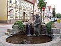 Hessisch Oldendorf, Baxmann-Brunnen.jpg